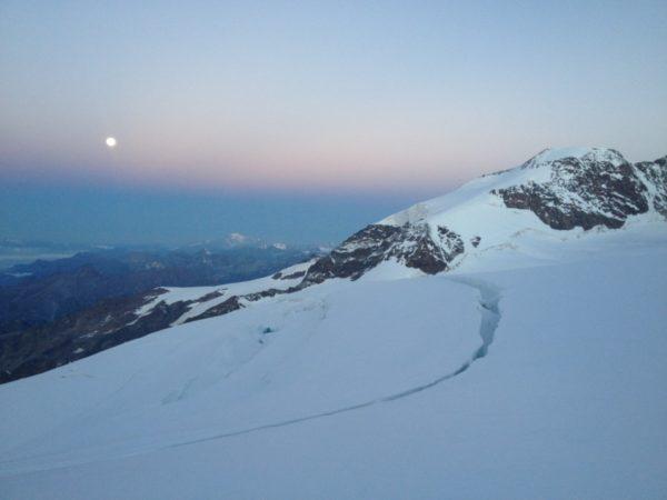 Alpinisme au Gran Paradiso
