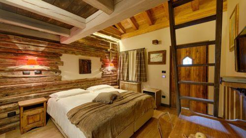 Hôtel de Charme en Vallée d'Aoste, séjour à cheval
