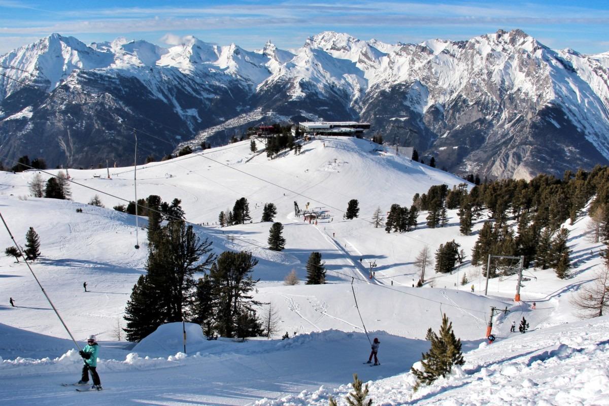Domaine skiable 4 Vallées