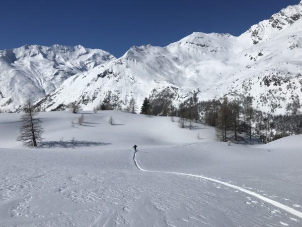 Ski de randonnée en Vallée d'Aoste