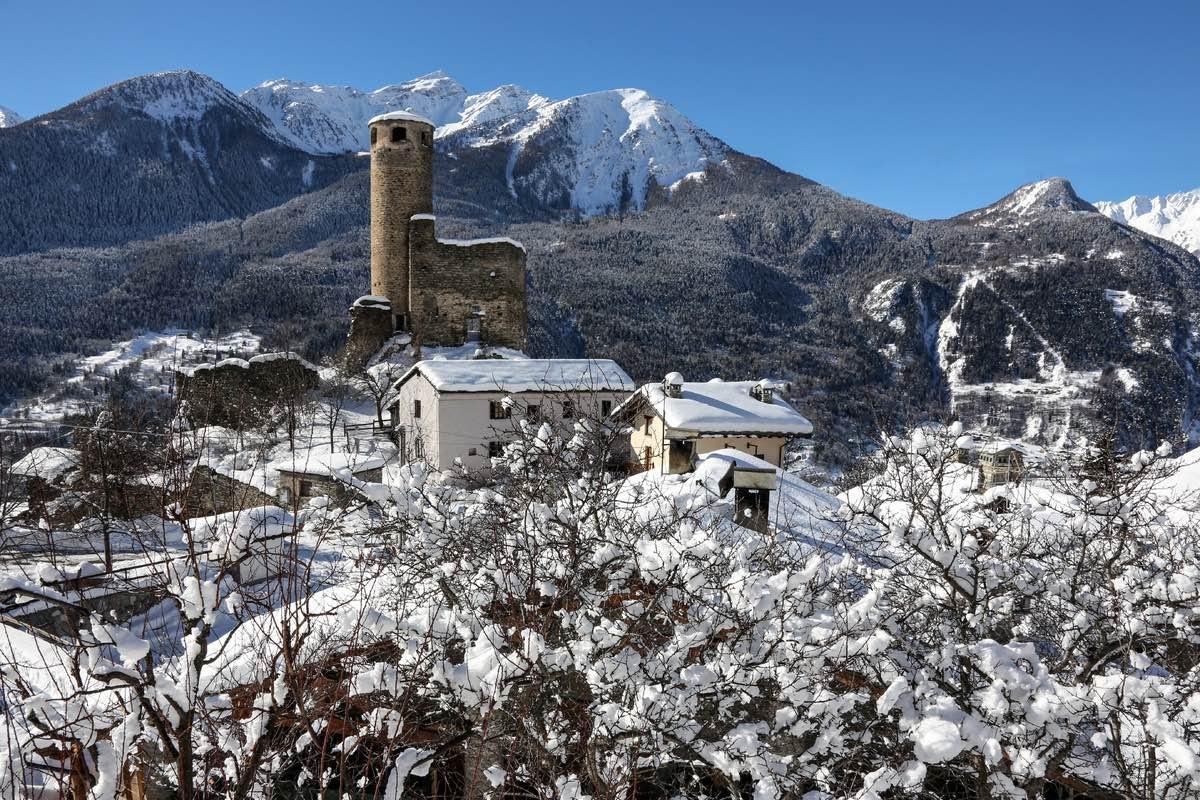 La Salle - Valle d'Aosta - Italia