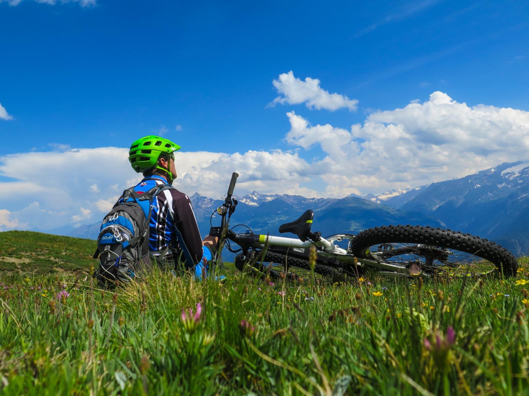 MTB - e-bike en Vallée d'Aoste