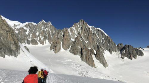 Randonnée Glaciaire - Vallée Blanche