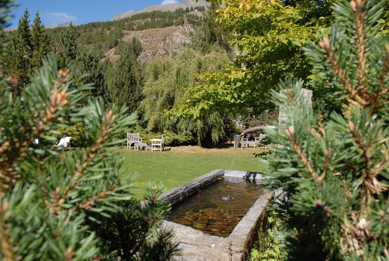 Jardin Miramonti Cogne
