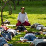 Yoga en Vallée d'Aoste, Italie