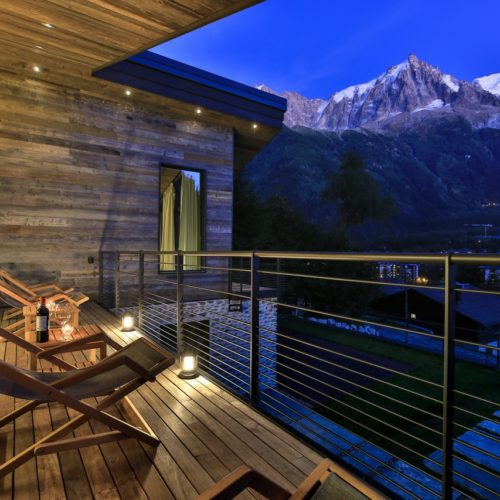 Chalet luxe Chamonix - high standing Chalet in Chamonix