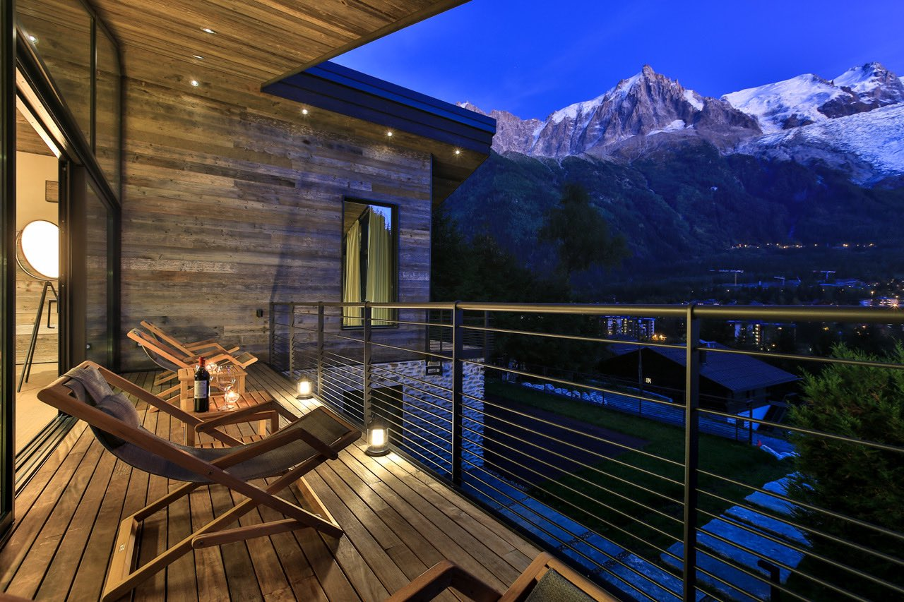 Chalet luxe Chamonix
