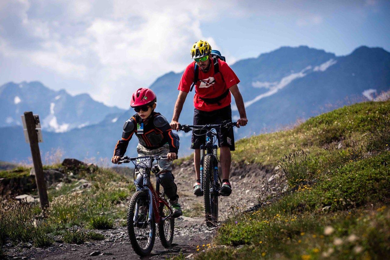 MTB Alpes Italie