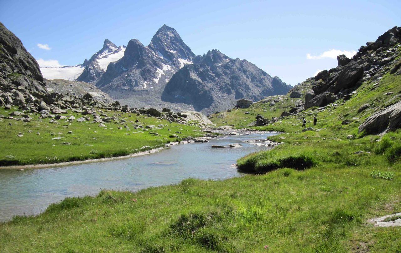 Vacances en Vallée d'Aoste à la Thuile