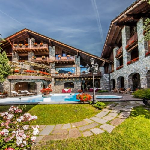 Balade épicurienne, Vallée d'Aoste, Relais & Spa Mont-Blanc 5*