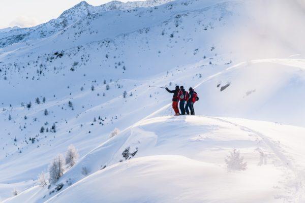 Héliski et randonnée à Verbier - 4 Vallées