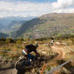 Vélo freeride à Verbier, vacances en MTB dans les alpes