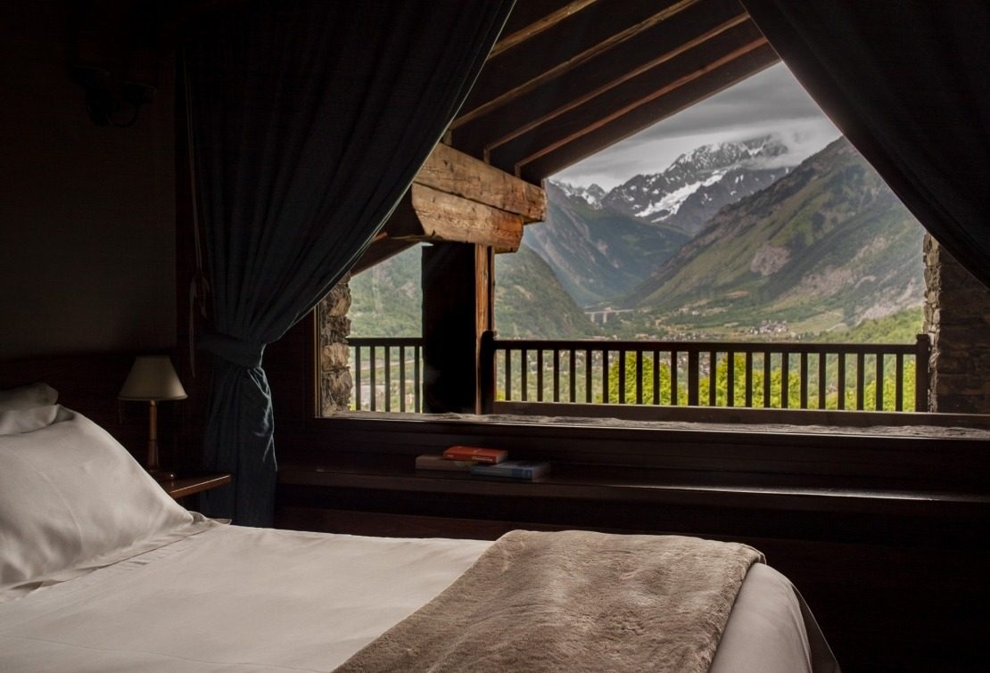 Relais 5* Mont-Blanc, Courmayeur