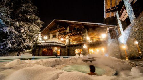 Relais 5* Mont-Blanc