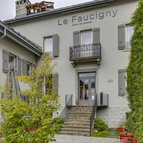 Hôtel Faucigny - Chamonix-Mont-Blanc