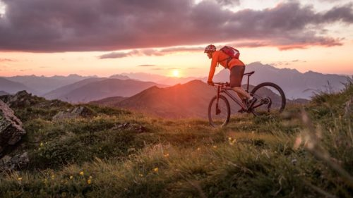 Tour VTT Vallée d'Aoste - Italie