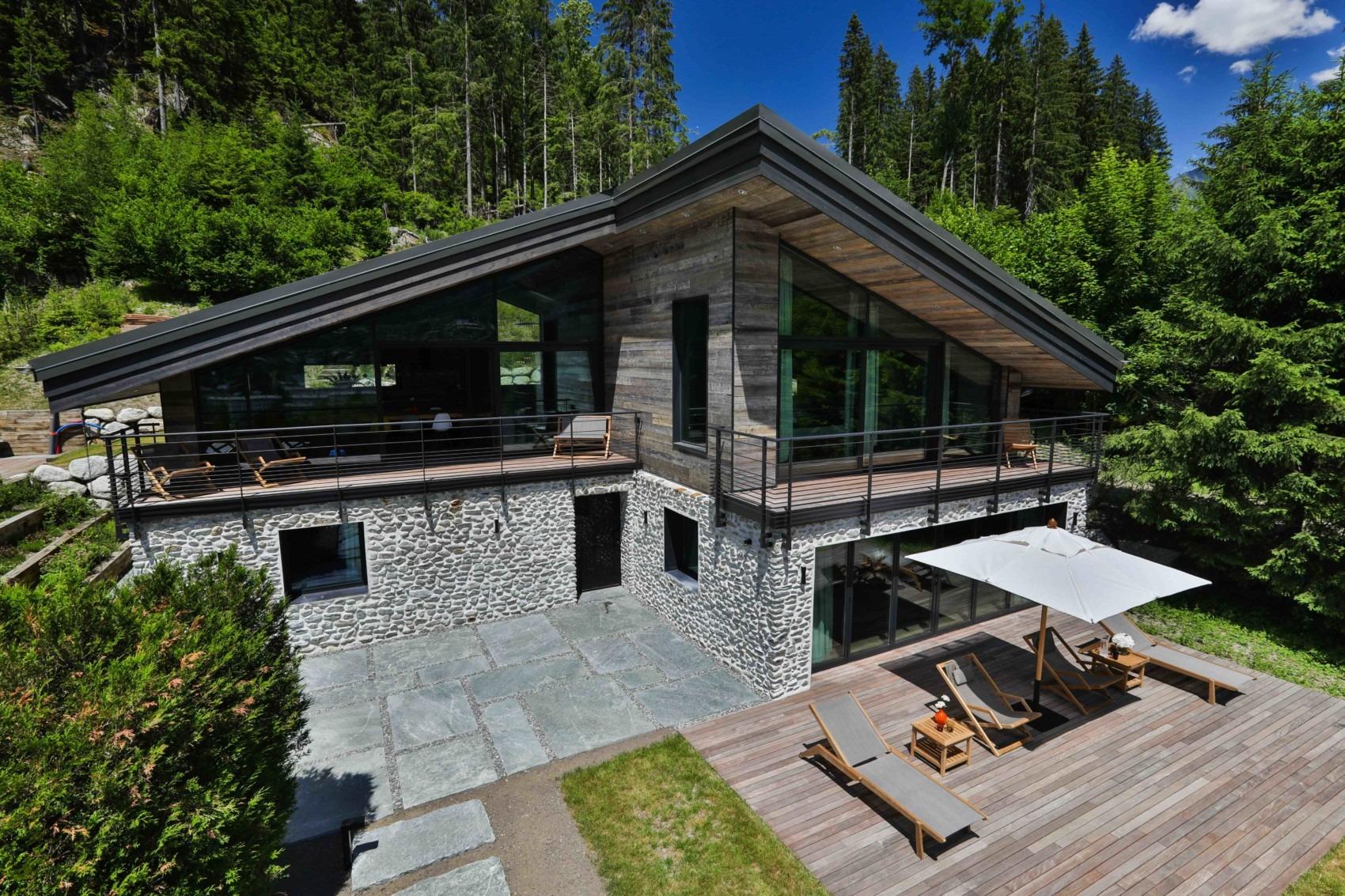 Luxus-Chalet in Chamonix