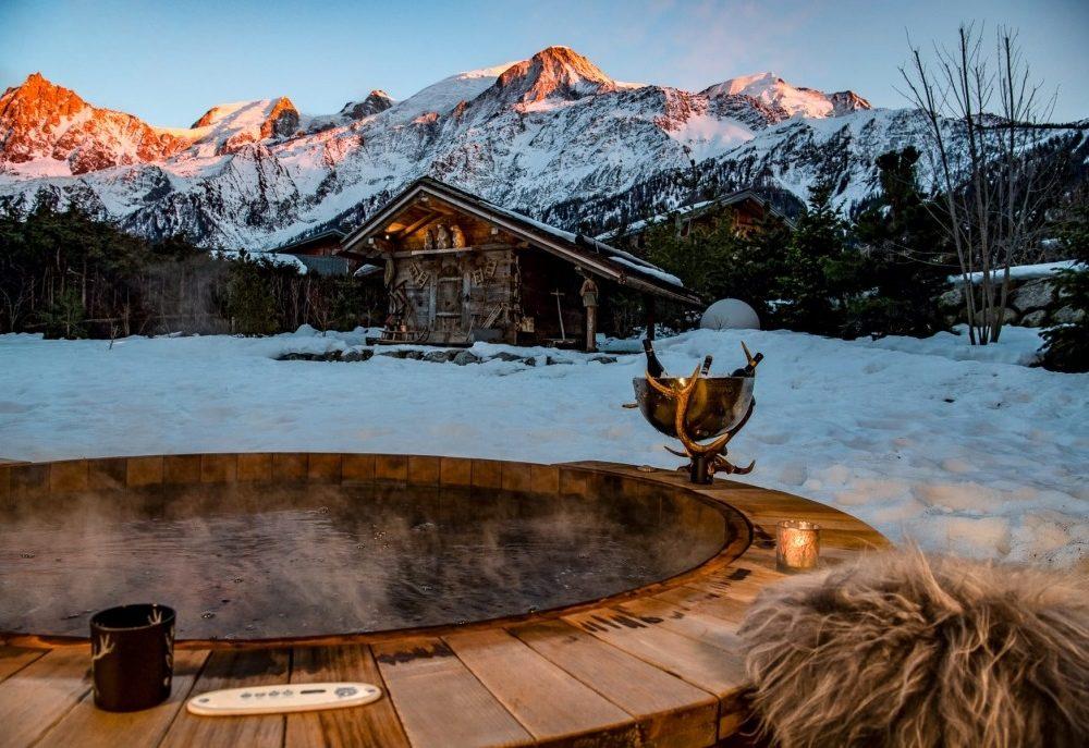 Luxury chalet in Chamonix