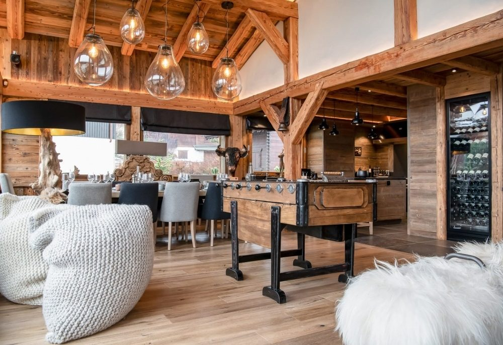 Luxueux chalet Chamonix