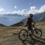 VTT dans les Alpes, vacances sportives