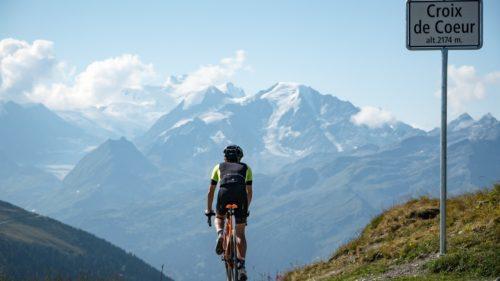 Vélo de route Valais