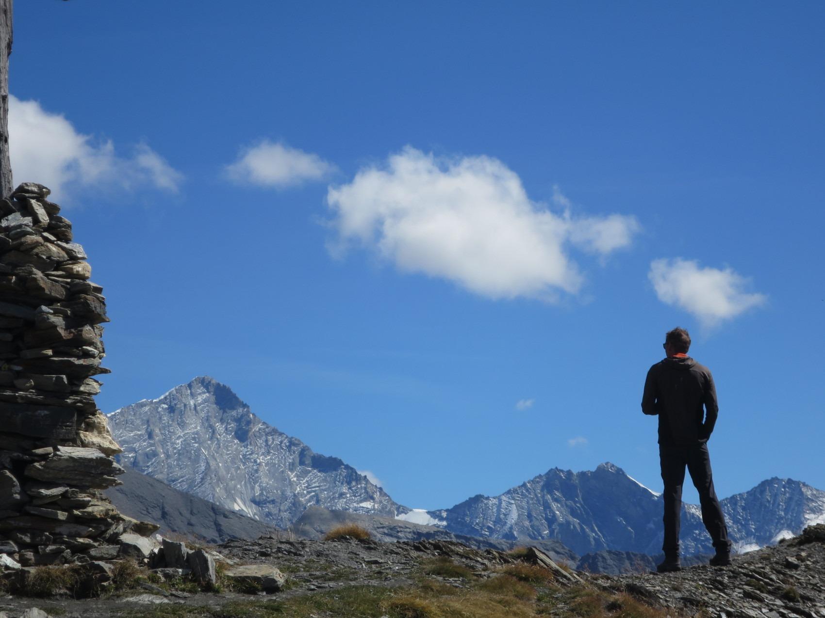 Traversée-Trekking du Valais Central