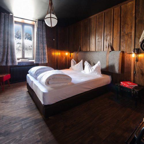 Hôtel d'altitude à Chamonix