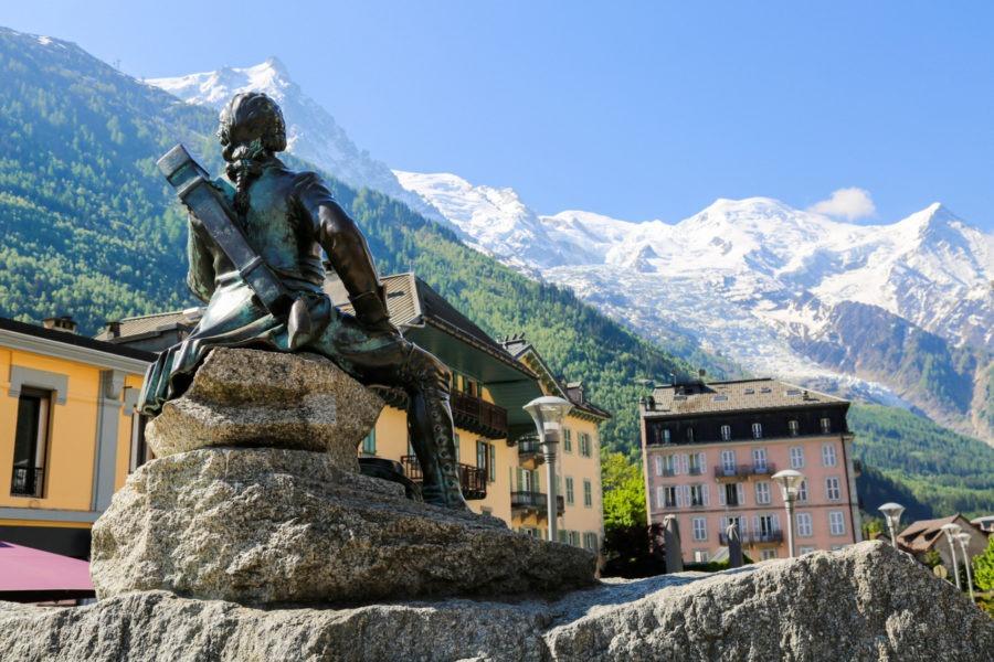 Chamonix, cité reine de l'Alpinisme