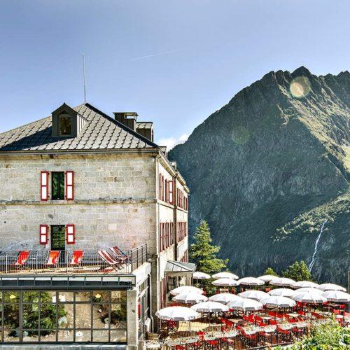 Hôtel d'altitude Montevers, Chamonix