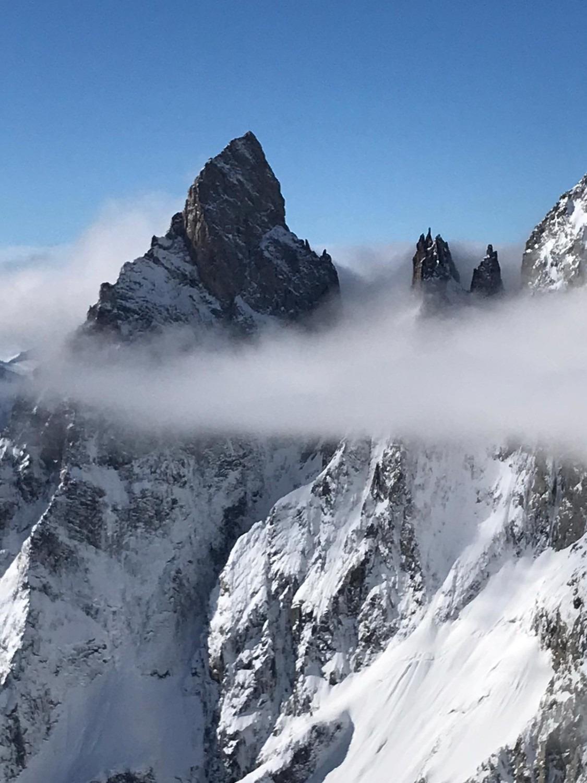Stage ski-rando-alpinisme à Chamonix