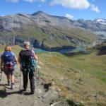 Val d'Hérens, randonnée