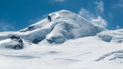Saas-Fee Allalinhorn ou ski-rando