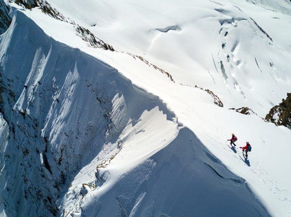 Caroline Georges, Zermatt