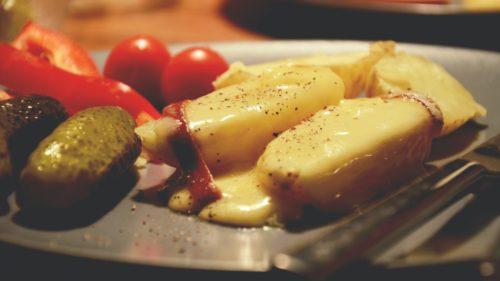 Raclette - dégustation terroir