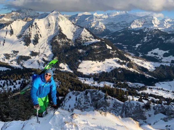 Ski de randonnée - Villars-sur-Ollon - Chablais